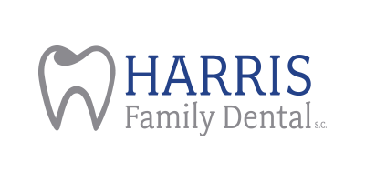 Harris Family Dental Logo